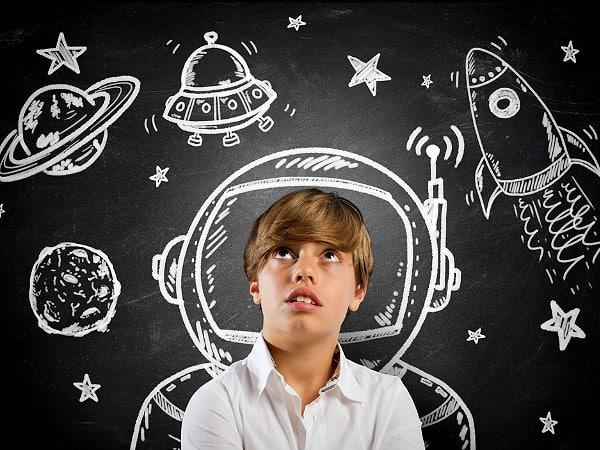 افزایش خلاقیت با خیال پردازی