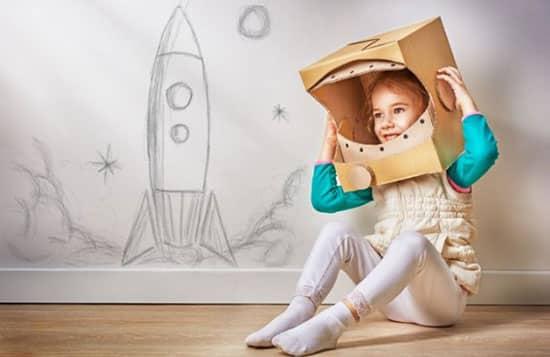 مرز بین دنیای واقعی و خیال کودک