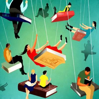 چگونه از خواندن کتاب لذت ببریم؟