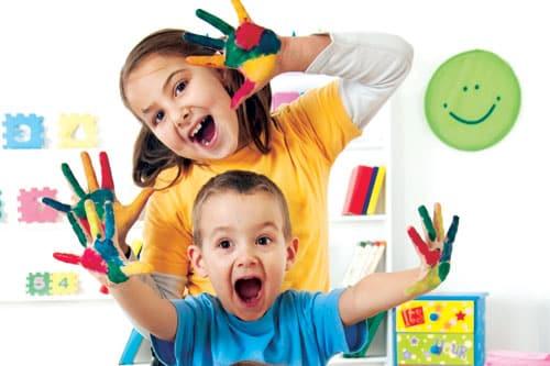 افزایش خلاقیت کودک با نقاشی