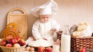 افزایش خلاقیت با آشپزی