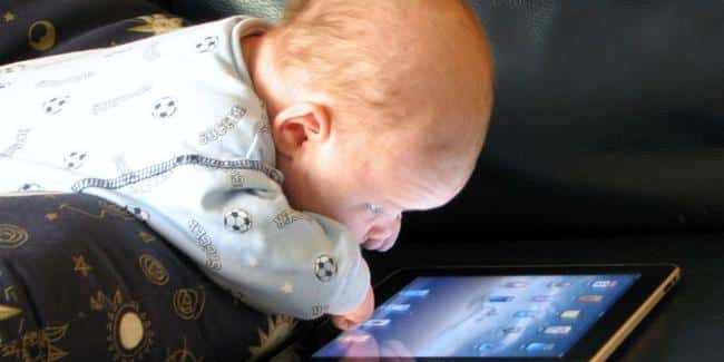 جداسازی کودک از دنیای مجازی