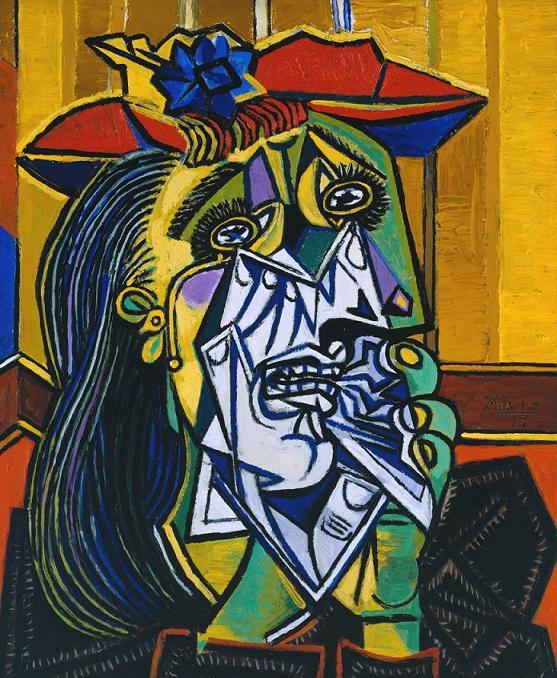 اثری از پابلو پیکاسو