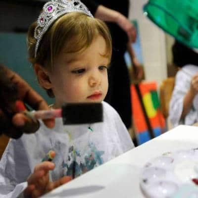 شیوه نقاشی کردن با کودکان