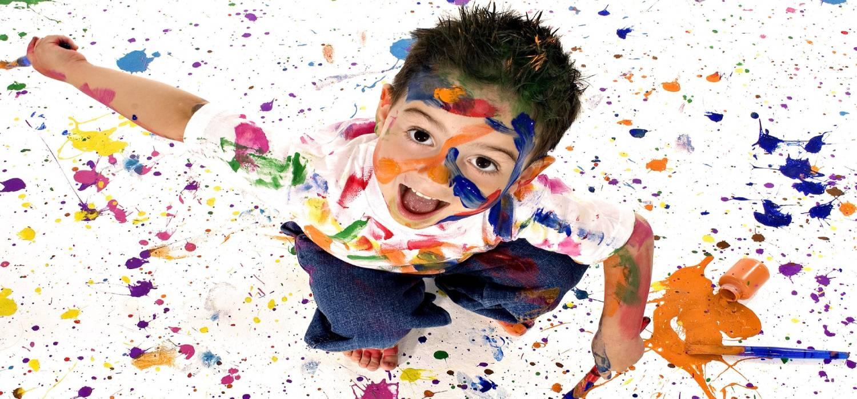 خلاقیت و رشد کودک