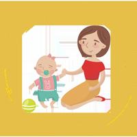 کارگاه مادر و کودک در باغ آینه