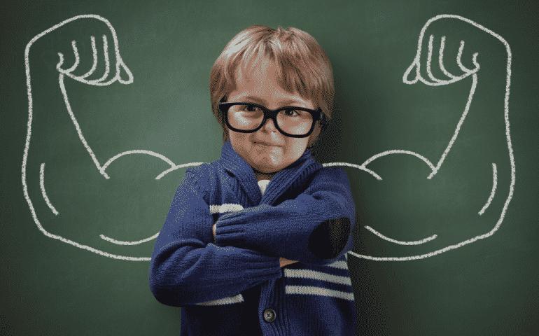 افزایش اعتماد به نفس کودک