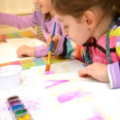 روش های آموزش نقاشی به کودکان