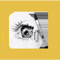 آموزش سیاه قلم در باغ آینه